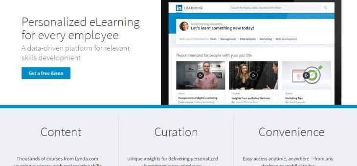 LinkedIn lanza nueva plataforma de aprendizaje online y rediseñará su web de escritorio