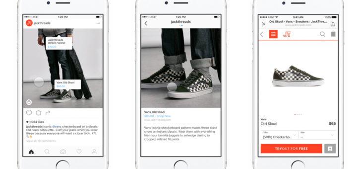 Se lanzó Instagram Shop y ya está disponible en 36 países.