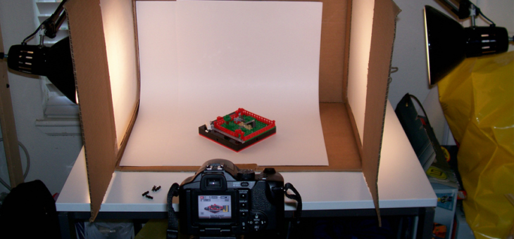 ¿Cómo Hacer una Caja de Luz para Tomar Fotografías de tus Productos?