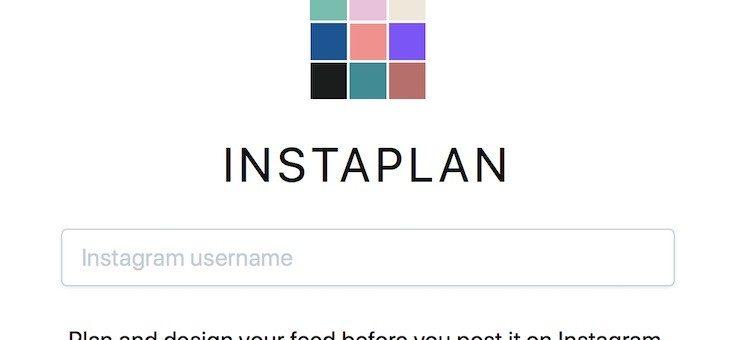 Instaplan, para comprobar qué aspecto tendrían tus nuevas fotos en tu perfil de Instagram